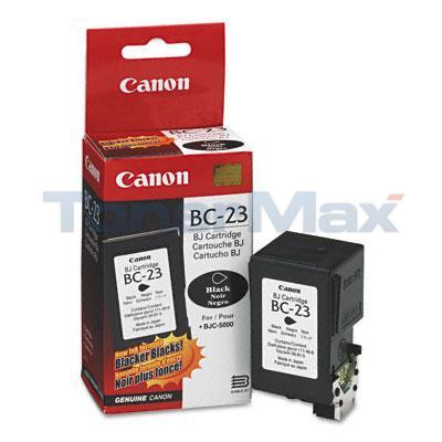 CANON BC-23 INKJET CARTRIDGE BLACK 900PAGES